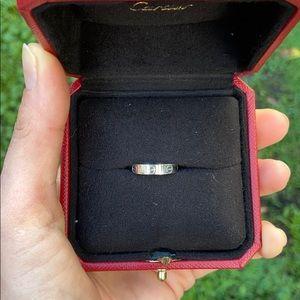 Cartier Love Ring mini